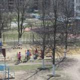 Субботник в детском саду_2
