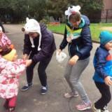 Семейное развлечение «Приключения Бабы Яги и Мишки-Топтыжки»