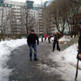 Кто ответственен за уборку снега